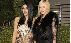 FOTO: Oligi vaid aja küsimus! Madonna mässumeelne tütar Lourdes lasi oma käed ära tätoveerida