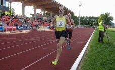 Tiidrek Nurme jooksis Belgias hooaja tippmargi