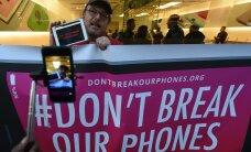 Terroristi telefon. FBI ja Apple'i tuline heitlus tõmbas kaasa ka Ansipi