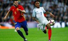 ВИДЕО: Англия упустила победу с Испанией, Украина выиграла у Сербии
