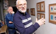 ФОТО: В художественном отделении Ахтмеской Школы искусств Кохтла-Ярве открылась выставка экслибрисов