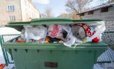 Вывоз мусора в Силламяэ подорожает