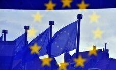 ГРАФИК: Какие расходы понесет Эстония в связи с председательством в ЕС