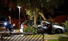 Неизвестный открыл стрельбу по людям на юге Швеции, четыре человека ранены