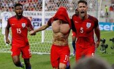 Inglismaa koondis alustas Allardyce'i ajastut viimase sekundi võiduga, Leedu kaotas südantlõhestavalt punkte