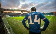 Mängu nautiv Vassiljev toob kogu koondisele võitlusvaimu sisse