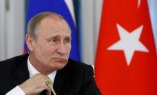 Путин призвал превысить прежний уровень торгового сотрудничества с Турцией