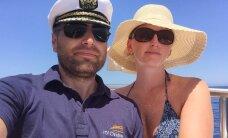 PÄEVA KLÕPS: Hanno Pevkur kasvatas puhkuse puhul habeme ja viis abikaasa seilama