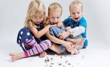 Pangad peibutavad lapsevanemaid kehvade toodetega