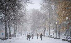 ГЛАВНОЕ ЗА ДЕНЬ: Зима в ноябре и множество ДТП из-за тяжелых погодных условий