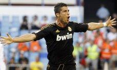 Manchester United astub samme Cristiano Ronaldo ostmiseks