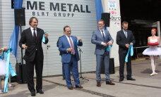 BLRT Grupp открыл новый сервисный центр по обработке металлопроката