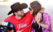 Pulmakellad, pulmakellad! Mila Kunis ja Ashton Kutcher on ametlikult abielus