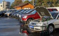 Järgmine samm autoturu puhastamisel: hooldusajaloota autole hindamisakti ei tehta
