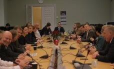 FOTOD: Reformierakonna juhatus kogunes tulevikku vaagima
