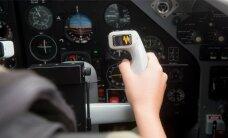 Soomes eksis purupurjus piloot taevasse ära