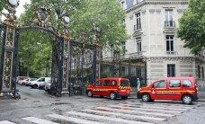 ФОТО: В парижском парке десять детей и взрослый пострадали от удара молнии
