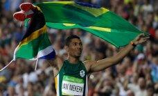 Hullumeelne spekulatsioon: kas olümpiaringi pikkus ikka on 400 meetrit?