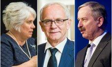Kallas ja Kaljurand jäävad pika ninaga ning riigipeaks tehakse hoopis Nestor?