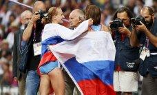 Kas tõesti jääb kogu Venemaa koondis Rio de Janeiro olümpialt eemale?