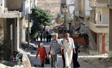 """Россия продлила """"гуманитарную паузу"""" в Алеппо на сутки"""