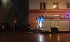 ФОТО: В районе УУс Мааильм загорелся гараж