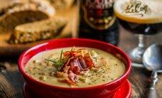Toidublogija soovitab: kalla õlu joogiklaasist patta ja pannile