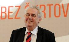 Президент Чехии призвал провести референдум об отделении от Евросоюза и НАТО
