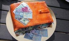 FOTO: Raha maitse on õite magus! Selline on rahandusminister Sven Sesteri sünnipäevatort