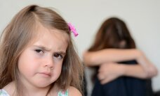 Ema depressioon annab valusa hoobi lapse vaimsele tasakaalule