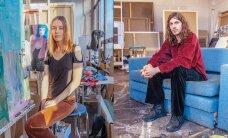 Grisli Soppe-Kahar ja Danel Kahar – koos elus ja maalikunstis