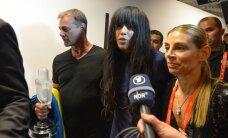 GALERII: Loreen sattus võidu järel tihedasse ajakirjanike piiramisrõngasse!