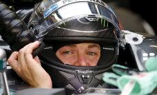 Singapuri GP esimese vabatreeningu võitis Rosberg