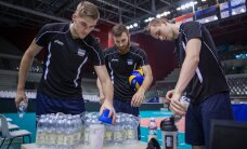 Selgusid Eesti võrkpallimeeskonna Maailmaliiga vastased