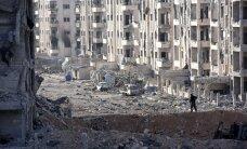 США требуют от Москвы и Дамаска прекратить удары по Алеппо