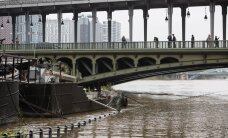 Париж: пик наводнения пройден, уровень Сены идет на спад