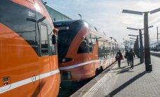Меняется расписание Elron на линиях Таллинн-Тарту и Таллинн-Аэгвийду
