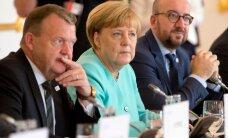 Неформальный саммит ЕС обсуждает кризис Евросоюза