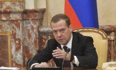 Медведев призвал беречь русский язык и заботиться о его судьбе за пределами РФ