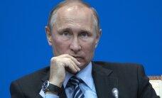 Путин прокомментировал задержание Улюкаева