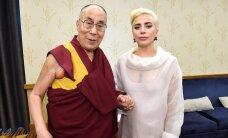 Dalai-laamaga kohtunud Lady Gaga ajas hiinlased marru!