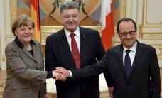 Порошенко призвал Евросоюз не признавать выборы в Госдуму на территории Крыма