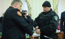 ВИДЕО: Главу Госслужбы по ЧС Украины задержали на заседании правительства