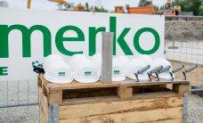 Merko: ehitusturgu toetab jätkuvalt elamuehitus, teiste hoonetüüpide osas on madalseis