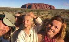 """ANNA TEADA: Kuidas meeldis Tuuli Roosma seikluspere uus reisisaade """"Meie aasta Austraalias""""?"""