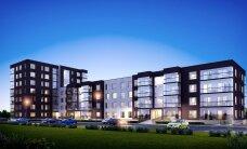 Swedbank: предложение новых квартир в Таллинне сохраняется на высоком уровне