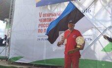 Venemaa künnivõistlused võitis Eesti mees