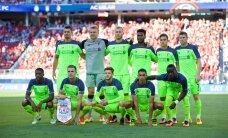 VIDEO JA FOTOD: Klavanil Liverpooliga esimene võit käes! USA turneel mängiti üle AC Milan