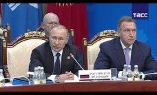 ВИДЕО: Путин ответил на обвинения украинского посла в аннексии Крыма