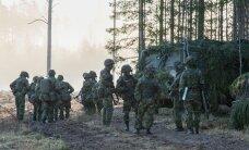 Ajateenistusel põhinev reservarmee jääb Eesti riigikaitse nurgakiviks